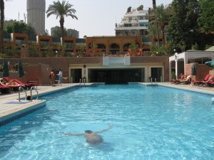 Piscina del Marriott
